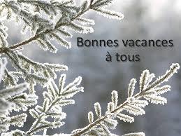 Bonne Vacances Neige