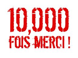 10 000 MERCI