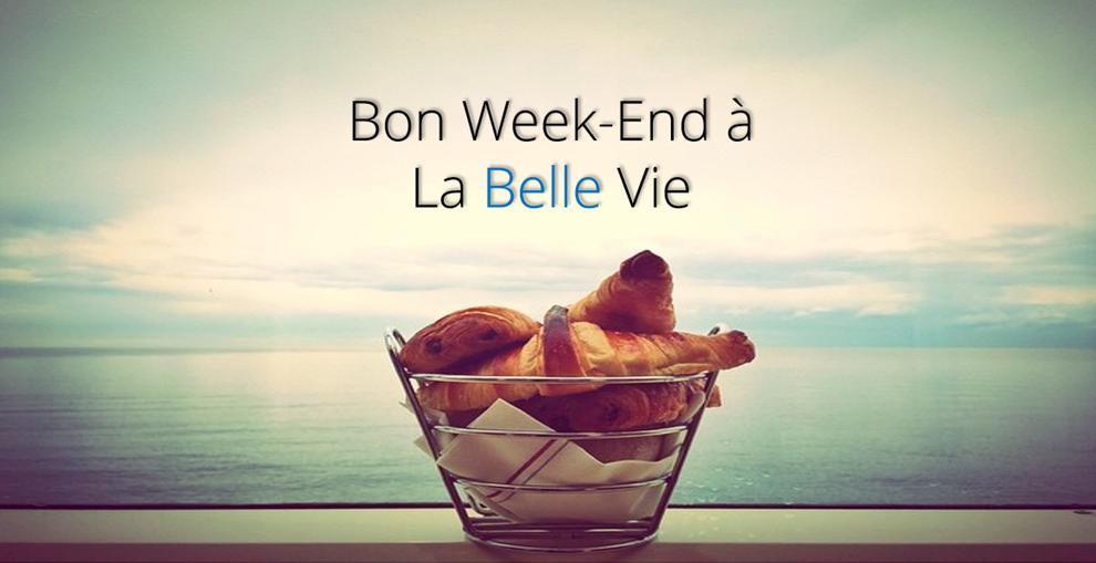 Bon Week-End #1